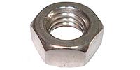 Алюминиевая гайка DIN 934