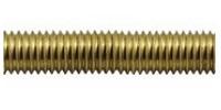 Шпилька резьбовая латунная DIN 975