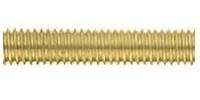 Шпилька резьбовая медная DIN 975