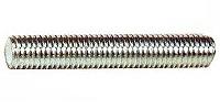 Шпилька резьбовая DIN 975 с левой резьбой