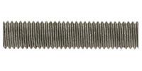 Шпилька резьбовая титановая DIN 975