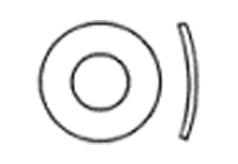 DIN 137 А Шайба пружинная изогнутая, форма А