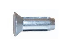 DIN 1477 - Штифт насеченный с плоской головкой