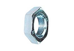 DIN 439 - Гайка с мелкой резьбой, шестигранная, низкая, с фаской