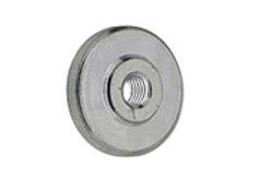 DIN 467 Гайка круглая низкая рифленая (с накаткой)