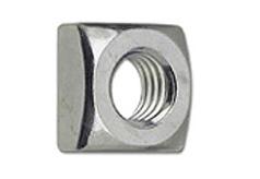 DIN 557 Гайка квадратная с фаской, стальная