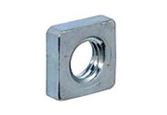DIN 562 Гайка квадратная низкая, стальная