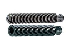 DIN 6332 Шпилька стопорная стальная с упорной цапфой