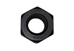 DIN 6915 Гайка шестигранная высокопрочная, стальная оцинкованная