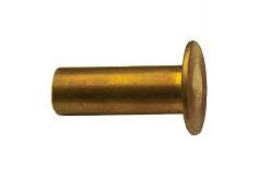 DIN 7338 - DIN 7338 Заклепка для фрикционных накладок