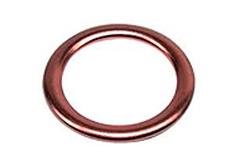 DIN 7603 Кольцо медное, уплотнительное, диаметр внутренний от 4 до 75 мм