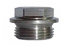 DIN 7604 Заглушка с дюймовой резьбой