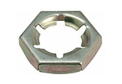 DIN 7967 - Гайка стопорная самоконтрящаяся пружинная, контргайка