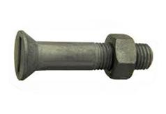 DIN 7969 - MU Винт с потайной головкой со шлицем