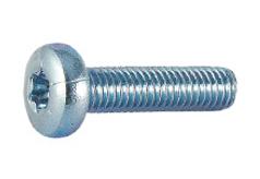 DIN 7985 - torx Винт с цилиндрической головкой и сферой (шлиц звездообразный)