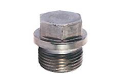 DIN 910 - Пробка с буртом с шестигранной головкой