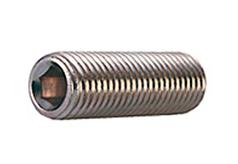 ISO 4026 - Винт установочный с плоским концом