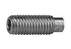 DIN 915 Винт установочный с цилиндрическим концом