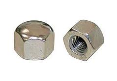 DIN 917 - Гайка колпачковая низкая глухая, шестигранная, оцинкованная
