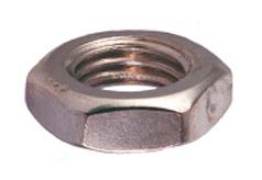 DIN 936 Гайка шестигранная низкая ГОСТ 5916, ISO 4035