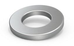 Шайба алюминиевая плоская
