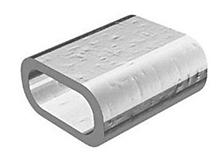 DIN 3093 - Зажим алюминиевый