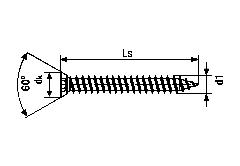 Шуруп-анкер SPAX RA для рамных конструкций
