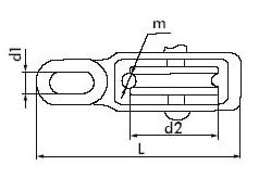 Блок для троса (двойной/одинарный)